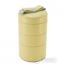 Шкатулка для украшений Jenniss CX7332 (Желтый)