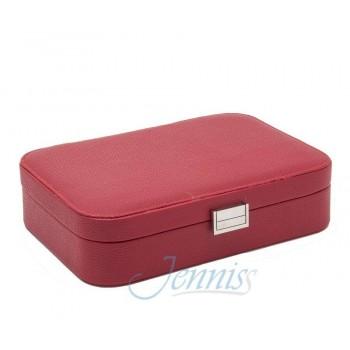 Шкатулка для украшений Jenniss CX7499 (Красный)